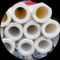 Труба полипропиленовая (для холодной и горячей воды) PN20 диаметр 20