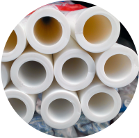 Труба полипропиленовая (для холодной и горячей воды) PN20 диаметр 40
