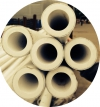 Трубы полипропиленовые армированные алюминием наруж. PN25 D 50