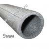Утеплитель для труб диаметр D 133 / 9 (трубная теплоизоляция из вспененного полиэтилена, длина 2 метра ) - трубки Энергофлекс Super